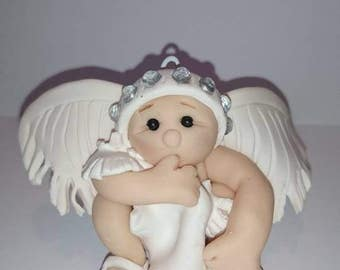 Angel baby handmade