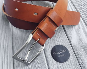 Mens Belt, Leather Belt, Personalized belt, Mens leather belt, Wedding Belt, Custom Made Belt, Groomsmen Belt, Wedding Gift, Gift for him