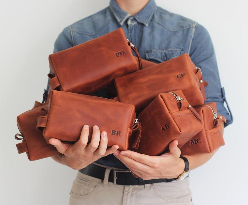 1e6c4c0f59 Wedding gift Grooms gift Custom Wedding gift Leather