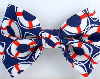Bow Tie, Dog Bow Tie, Summer Bow Tie, Cat Bow Tie, Beach Bow Tie, Bow Tie, Ocean Bow Tie, Bow Tie for Dogs