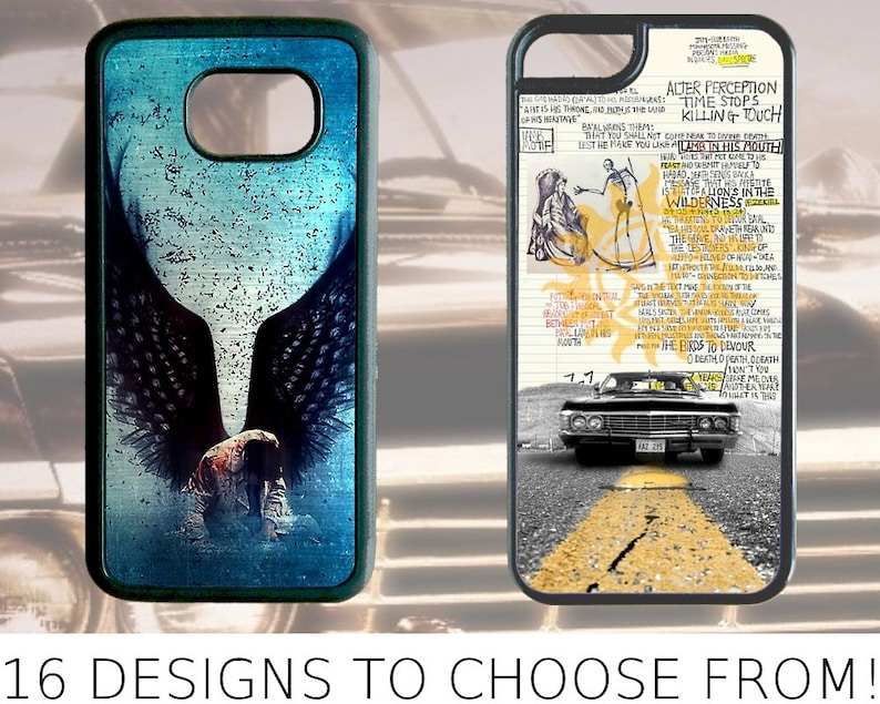 reputable site 1894a e5e94 SUPERNATURAL Cell Phone Cases for iPhone Samsung Galaxy & Note,  Accessories, Unique Gifts, Trending Items, Popular Gifts, Fashion Trends