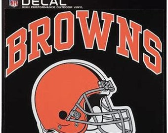 cleveland browns decals shop