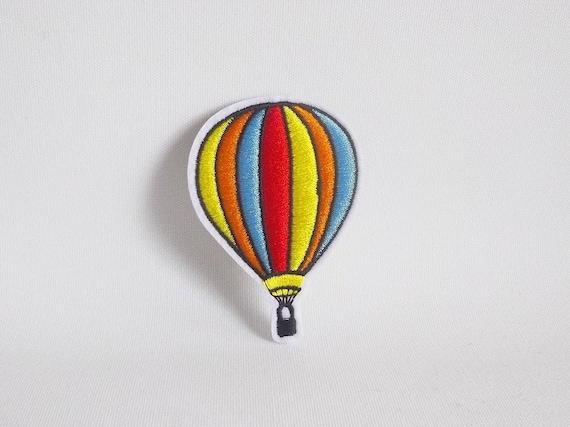 Hot Air Balloon Patch Applique Iron On