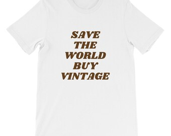 Save the world | Etsy