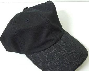 5760e2b3a32 Custom GG Gucci Dad Hat Strapback Cap