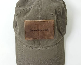 Calvin Klein Hat CK Custom Strapback Cap f3965151ffe