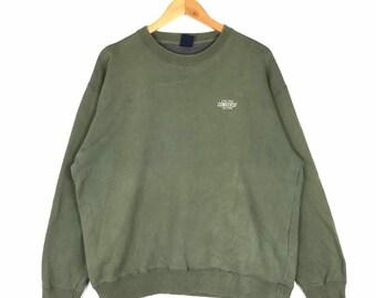 Rare!! Vintage Converse Sweatshirt Crewneck LL Size