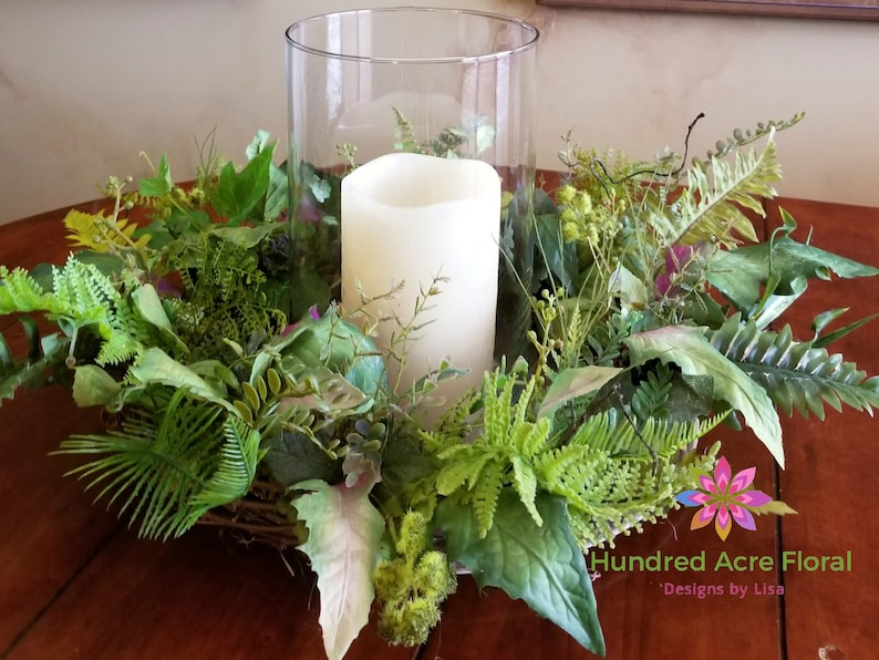 Spring Decor Spring Centerpiece For Dining Table Summer Etsy