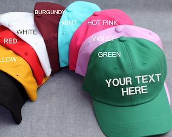 f5b18786b9f23 Custom Colorful Hat