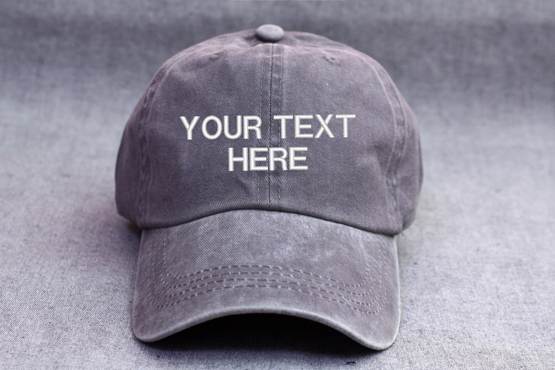 Custom Dad Hat Vintage