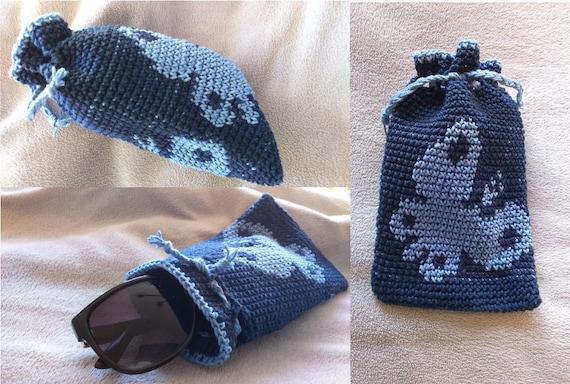 Haakpatroon Tasje Met Vlinder Geschreven Instructies Tapestry Etsy