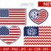 Adrienne Landry reviewed American Flag Svg 4th of July American Flag Monogram Frames Svg US Flag Cut Files Silhouette Studio Cricut Svg Dxf Jpg Png Eps Pdf Ai Cdr