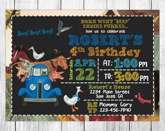 Wild Kratts Invitation Wild Kratts Invite Wild Kratts | Etsy
