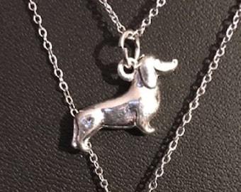 Dachshund necklace