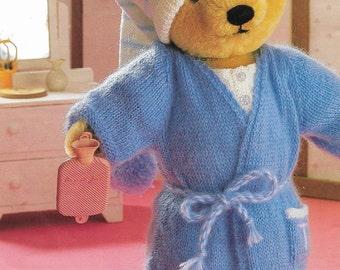 f13085641 Teddy bear sweater