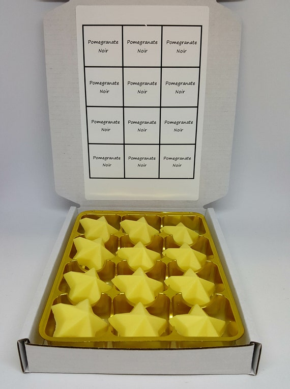Lime Basil /& Mandarin Wax Melts Gift Set-* Pomegranate Noir Thai Lime /& Mango