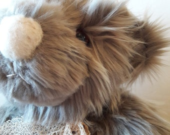 Ooak Artist teddy bear- Charlie by Belly Button Bears