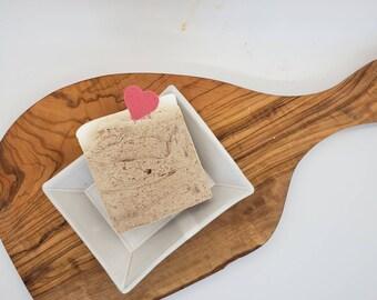 Strawberry Milkshake Goat Milk Soap   Cold Process Soap   Goat Milk Soap   Goat Milk Bar   Sensitive Skin   Soap Top  