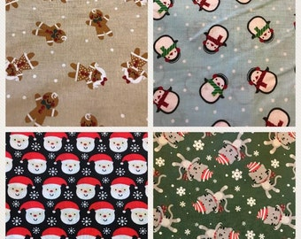 Christmas Themed Cuddle Pouches