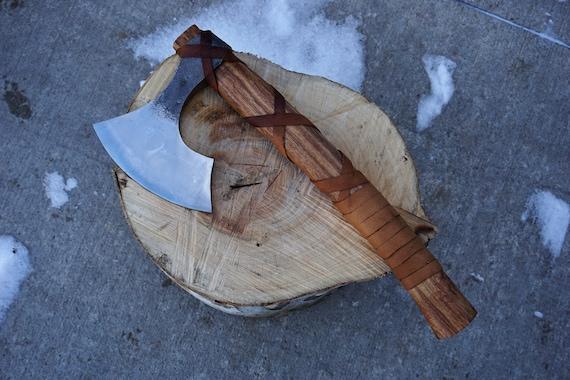 Skagarack Viking Ax; Rough Cast