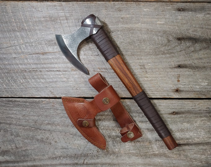 Viking Ax; Rough Cast