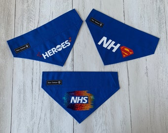 NHS Heroes Charity Dog Bandanas