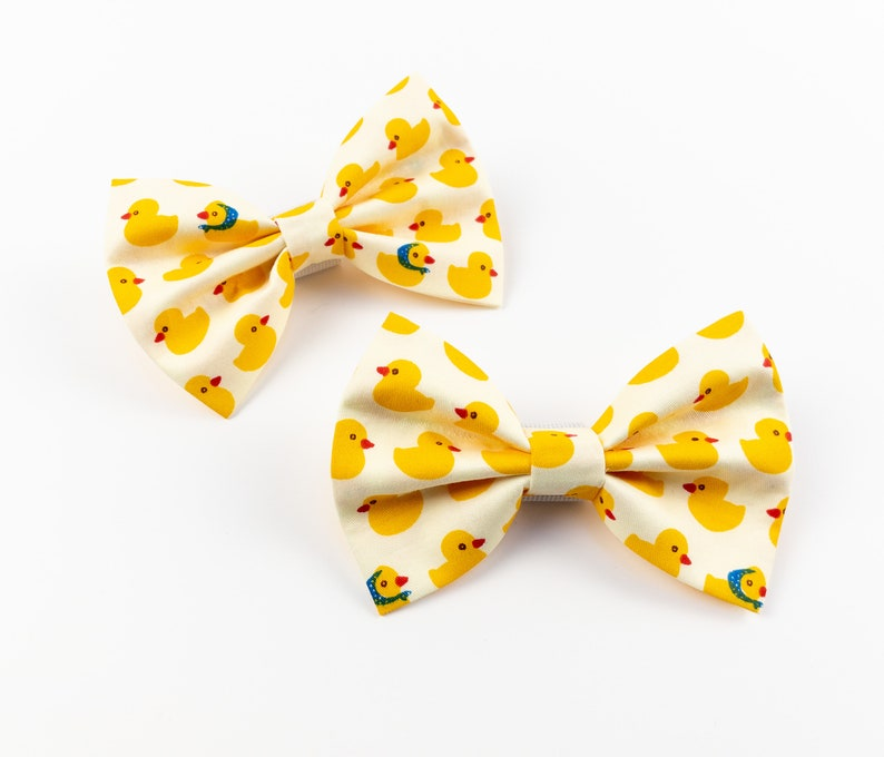 Totally Quackers Dog Bow Tie image 0