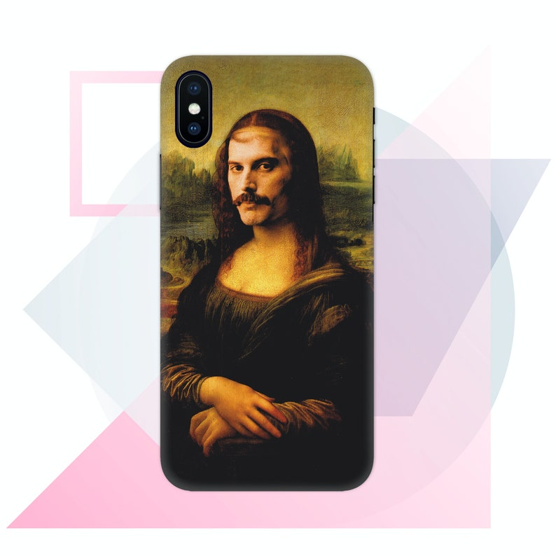 Freddie Mercury iPhone XS Max Case Queen iPhone 8 Plus Case Rock Star  iPhone 7 Plus Case Rock iPhone XR Case Music iPhone 6S Case MC1625