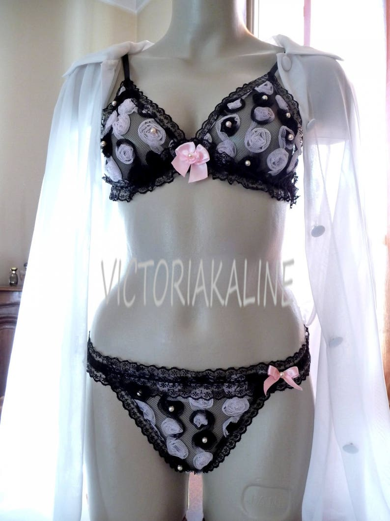 Duo Lingerie Model Style Sexy VictoriakalineGlamour thrsQdCx