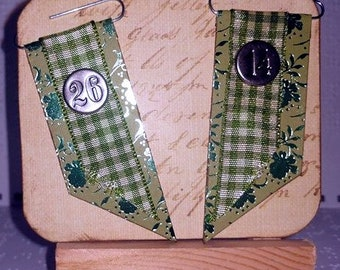 2 Green The, Springmed Altered Paper Clips