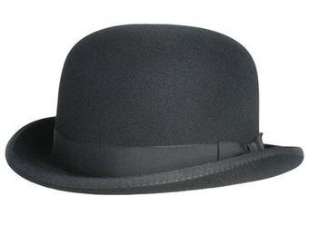 1ac5fd52dfb Classic Derby Hat in Black