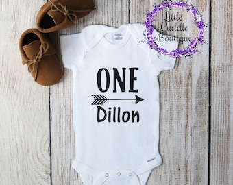 Personalized Birthday Boy One Piece,  Birthday Shirt, First Birthday, Boy Birthday, Boy Birthday Outfit, Boy Shirt, Birthday Bodysuits
