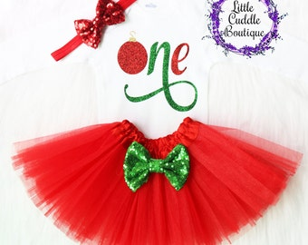 Christmas Birthday Girl Outfit, Holiday Birthday Outfit, Christmas Birthday, First Christmas Outfit, Christmas Outfit, Holiday Party