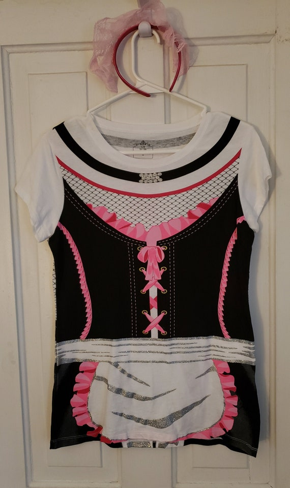 Vintage French Maid Costume