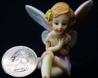 Flower Fairy: Top Collection, Fairy garden, miniature garden, fairy