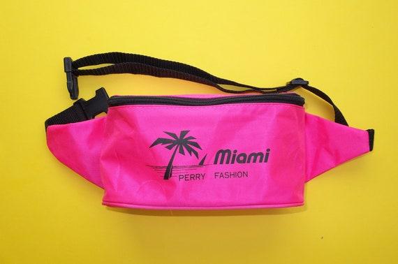 vintage fanny pack, 80s 90s bum bag, festival fann