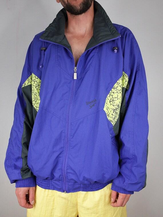 7c9654c7af21 80er Jahre 90er Jahre Jacke Triumph Sportbekleidung 90er   Etsy