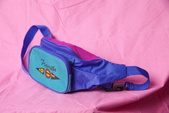 festival fanny pack for women, 80s 90s bum bag, co