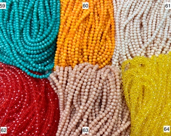 Glass Beads 10x10mm Beading Suppliers 12 beads Faceted Crystal Beads Crystal Beads