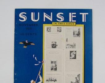 Sunset Mag Recipes Etsy