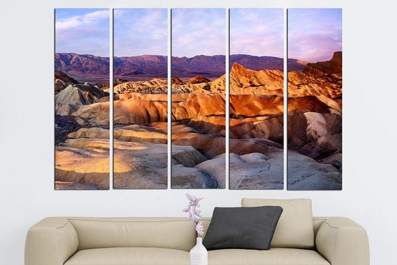 Death Valley National Park Wall Art Death Valley Poster Wall Etsy