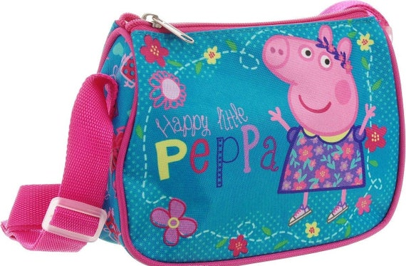 Mini Preschool Backpack Peppa Pig Baby Bag Small Backpack Etsy