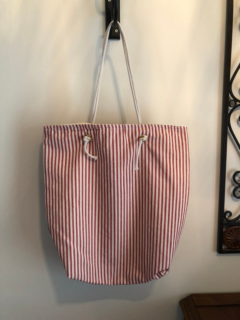 Perfect Around Town Tote Lined Tote Bag