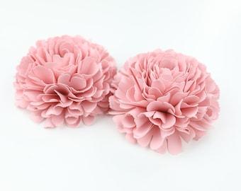 Mini Carnation Template Paper Flower Small/Medium/Large PNG SVG DXF Studio3 Wedding Party Birthday Decor