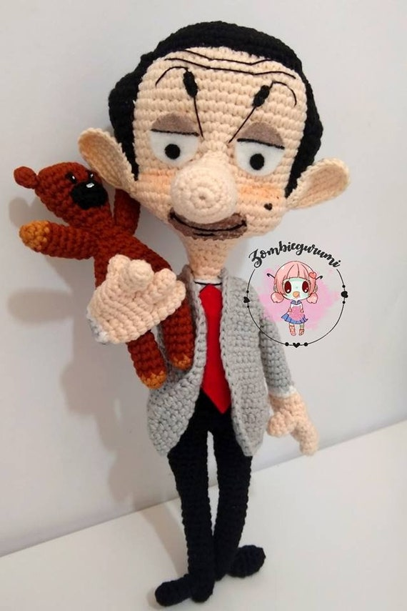 15 Crochet Teddy Bear Patterns | 855x570