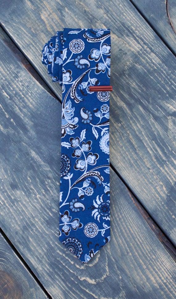 Mens Ties Watercolor Rainbow Color Neck Tie Trendy Neckwear For Man