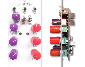 Voice of the 6th - Voltage-Controlled Dual Oscillator Synth with an LFO