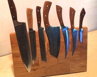 Knife Storage Etsy