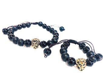 Lion Tribe Bracelet Set