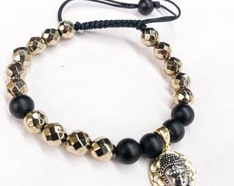 Balanced Buddha Bracelet